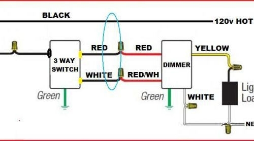 Lutron 3 Way Dimmer Wiring Diagram from schematron.org