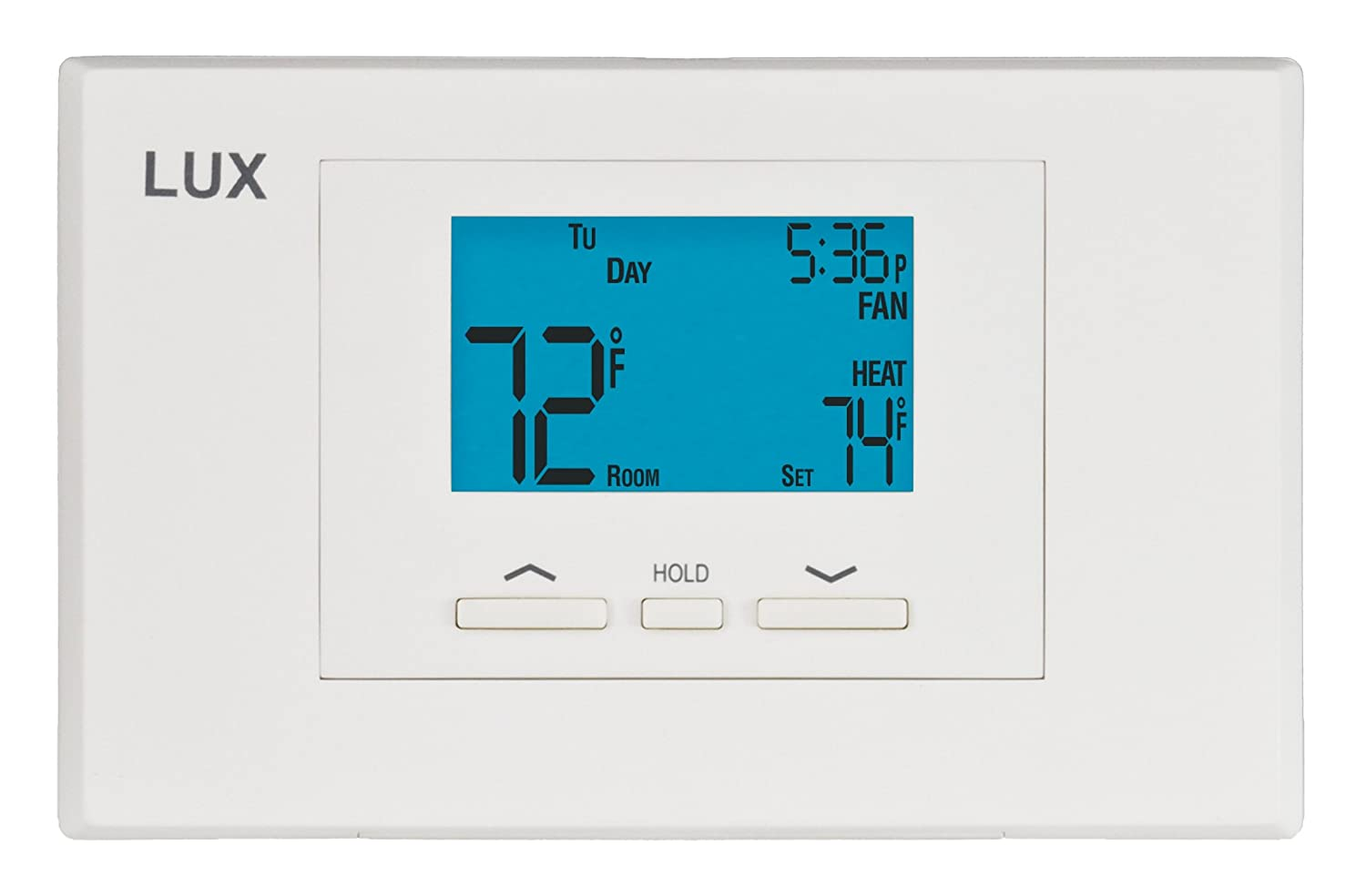 Lux Thermostat Wiring Diagram
