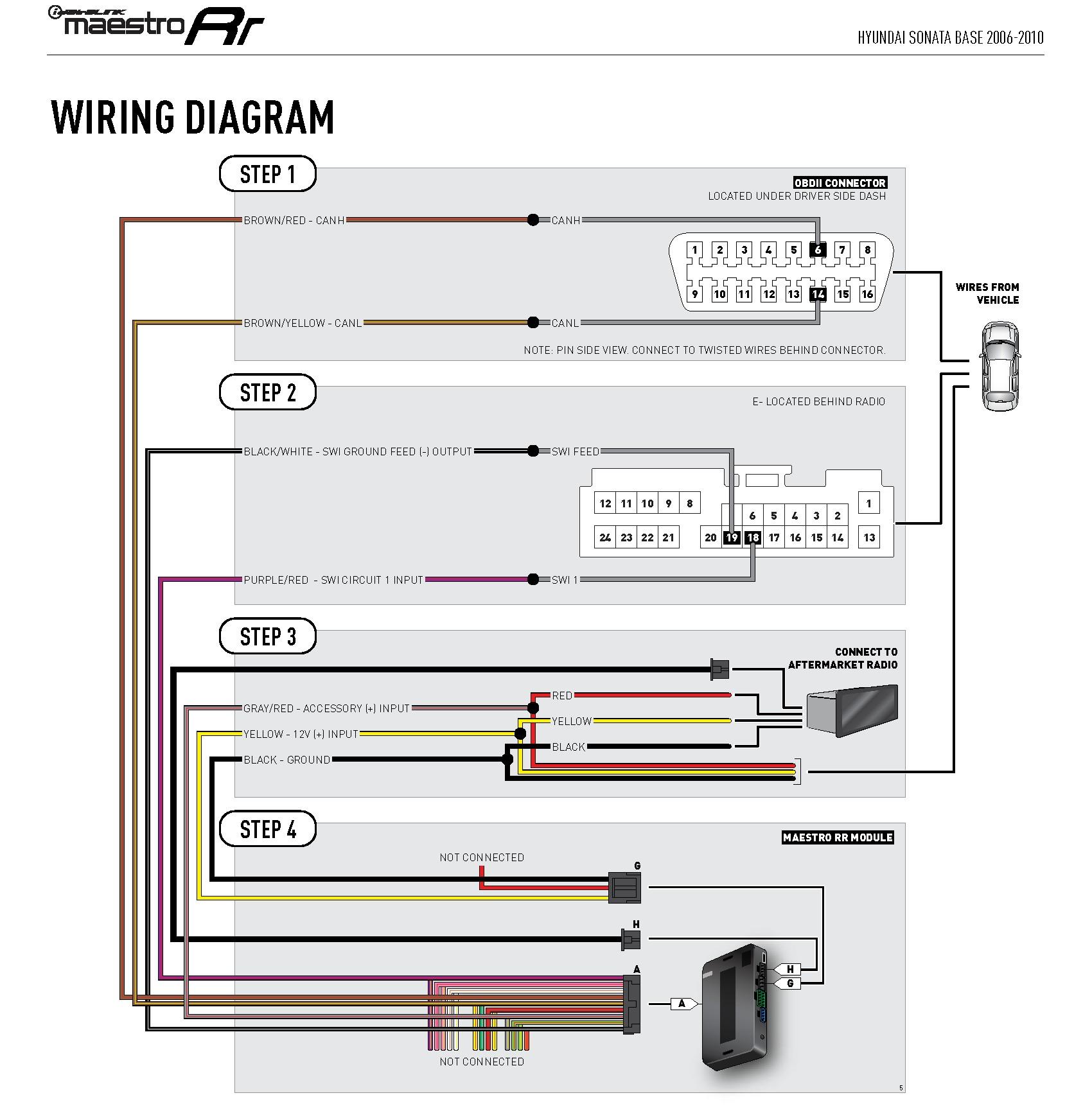 Maestro Rr Wiring Diagram 2018 Toyota Highlander