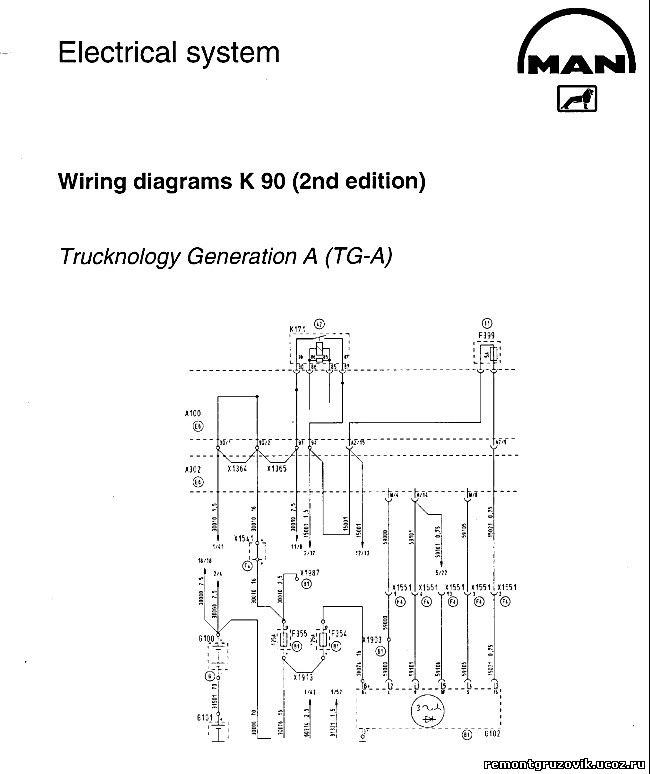 X1 Wiring Diagram