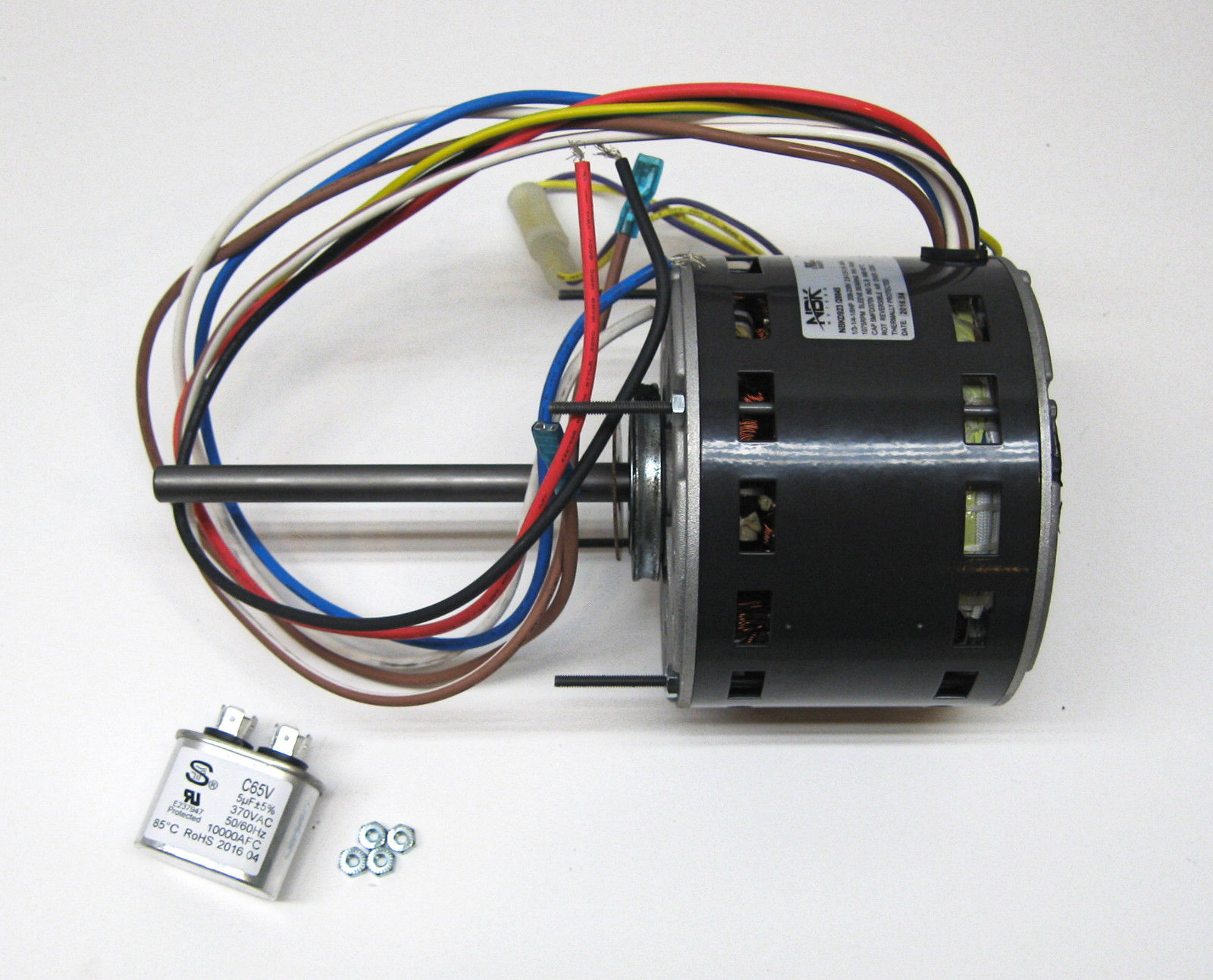 Mars Blower Motor Wiring Diagram