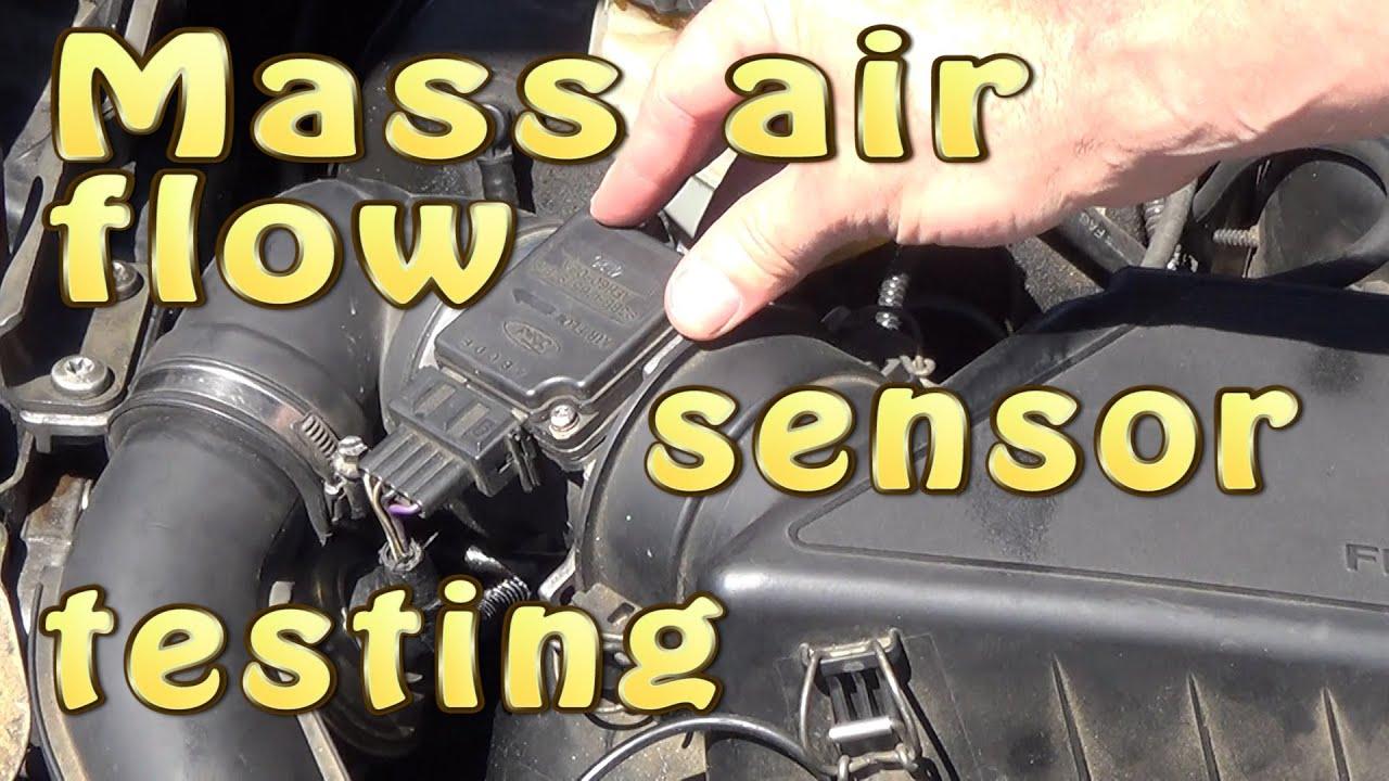 Mass Air Flow Sensor Plug Wiring Diagram For 2007 Chevrolet Silverado 5 3