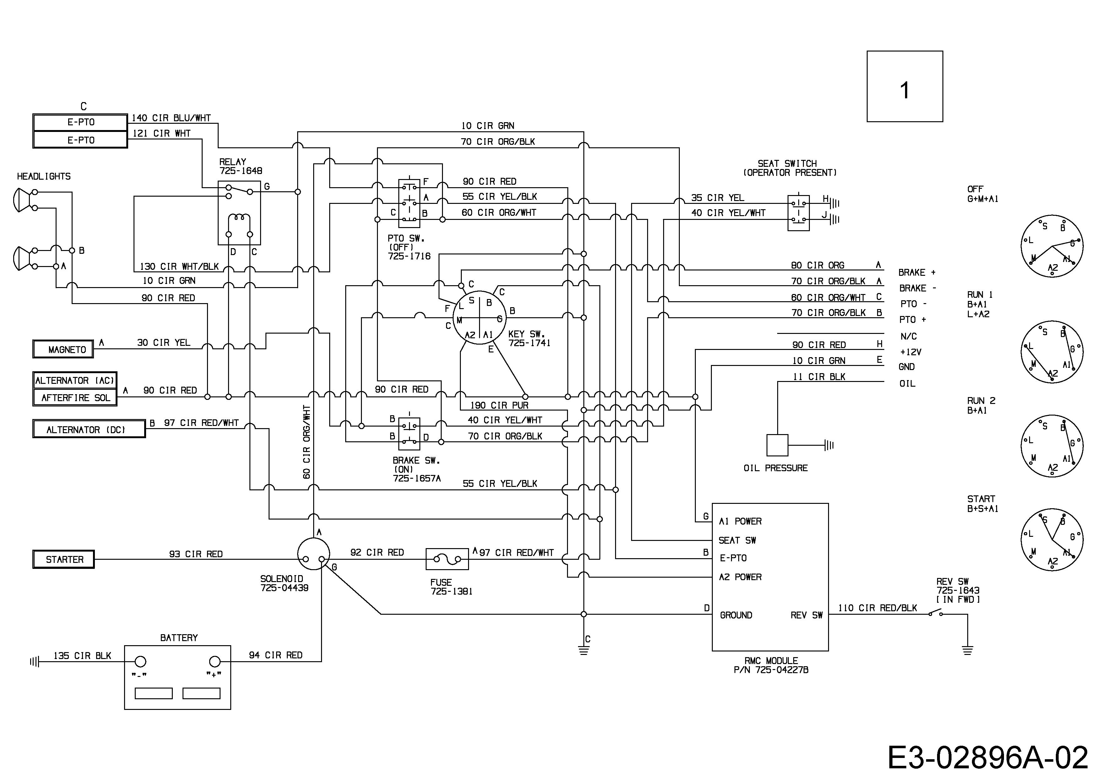 Mf 135 Wiring Diagram from schematron.org