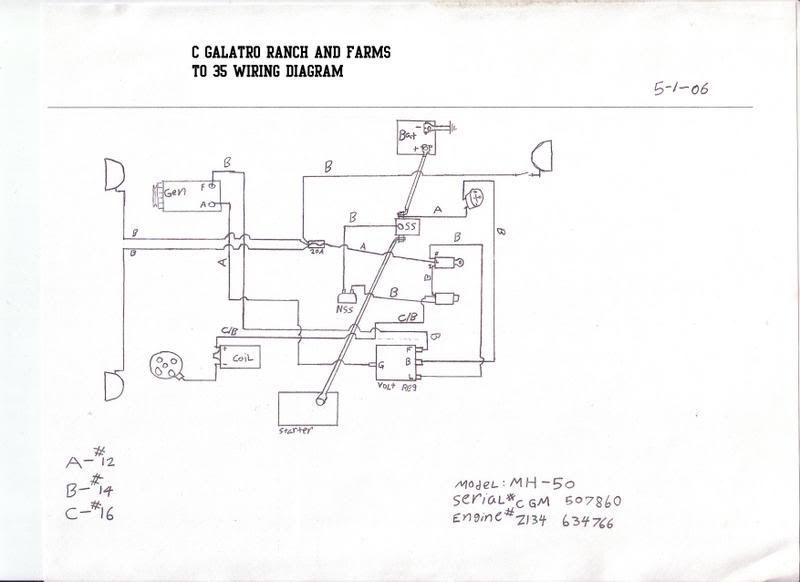 Diagram Massey Ferguson 35 Wiring Diagram Full Version Hd Quality Wiring Diagram Wiringtricks Bhcase It