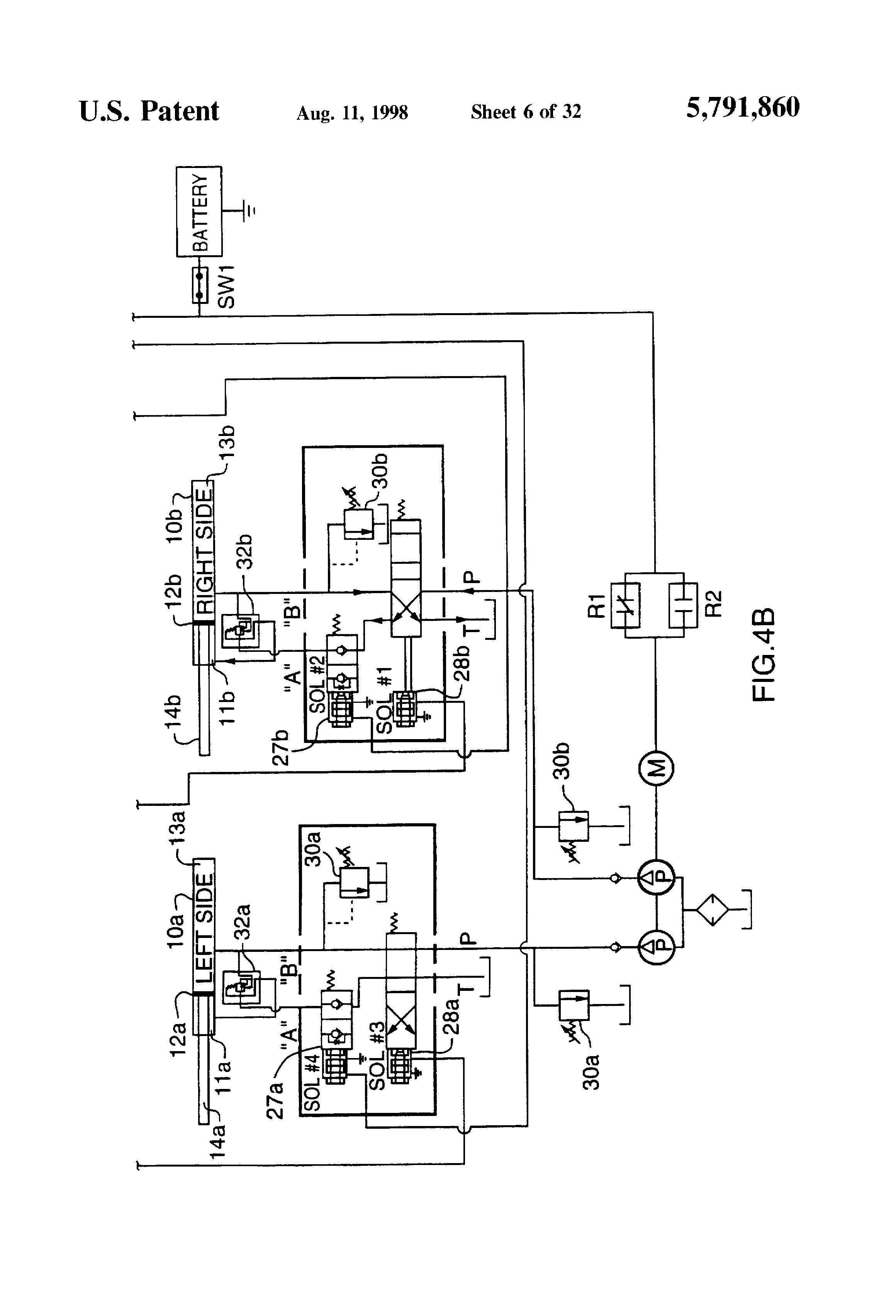 12 Volt Hydraulic Pump Wiring Waltco Liftgate Wiring Diagram from schematron.org
