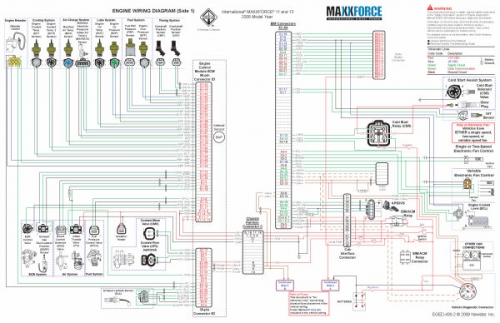 Maxxforce 13 Engine Fan Wiring Diagram