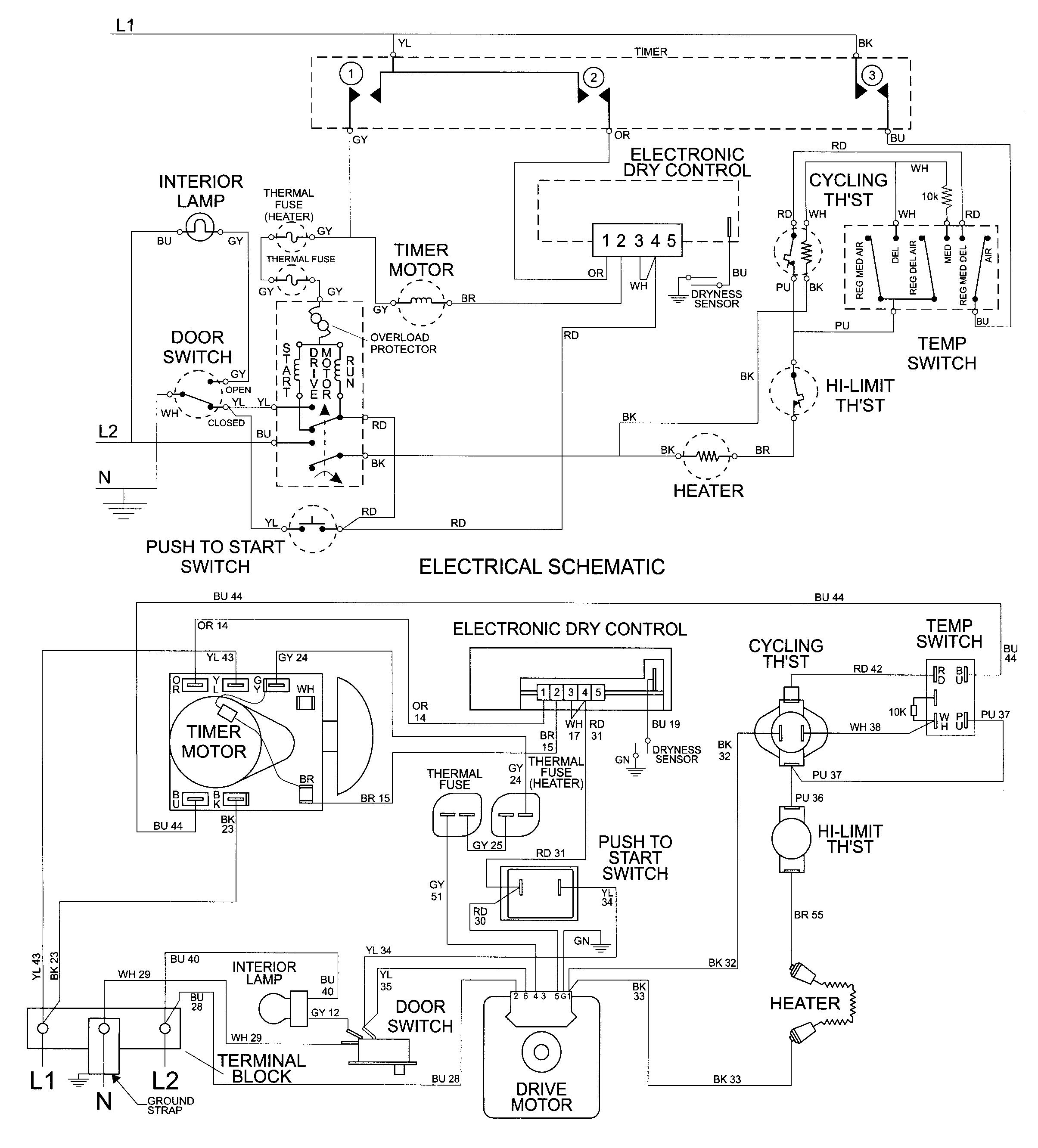 Maytag Dwu9921aax Wiring Diagram Tl8230a1003