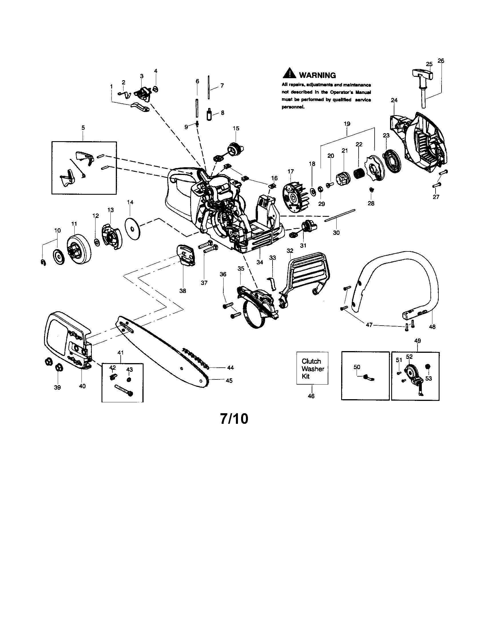 Mcculloch 3200 Chainsaw Fuel Line Diagram Ford Diagrams