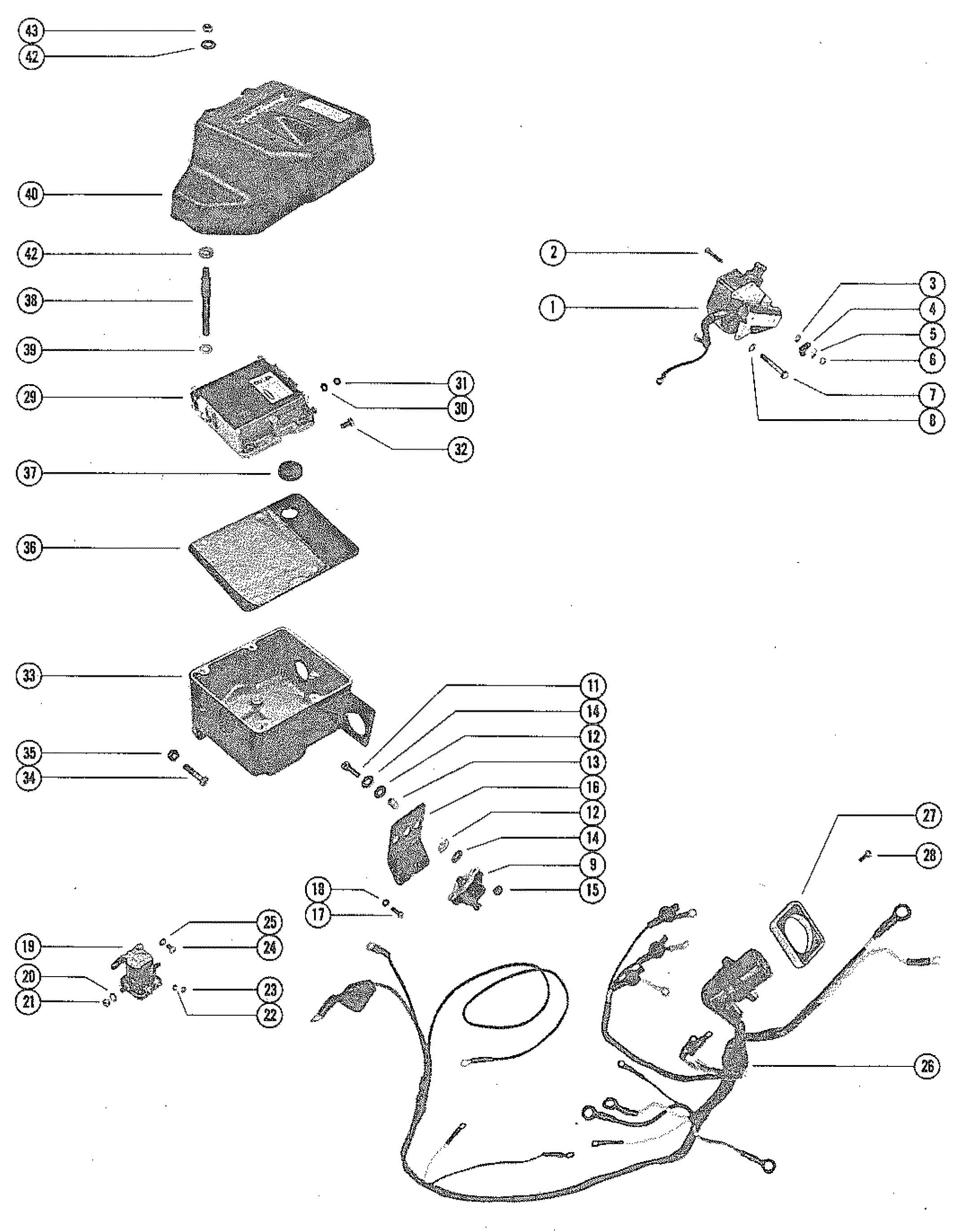 mercruiser 228 ignition coil wiring diagram. Black Bedroom Furniture Sets. Home Design Ideas
