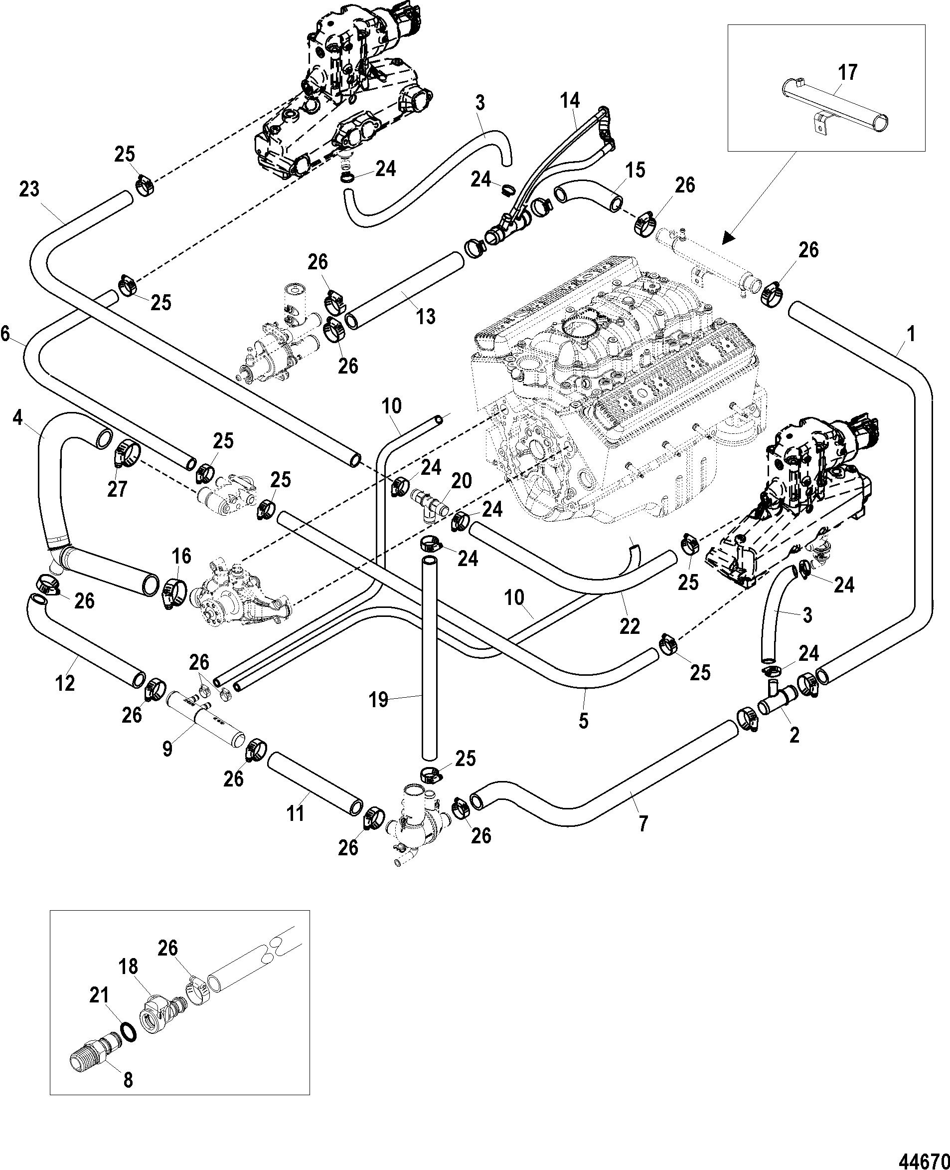 Mercruiser 5 0 Mpi Wiring Diagram