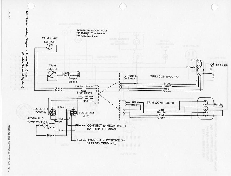 Diagram  Vintage Mercruiser Trim Gauge Wiring Diagram Full Version Hd Quality Wiring Diagram