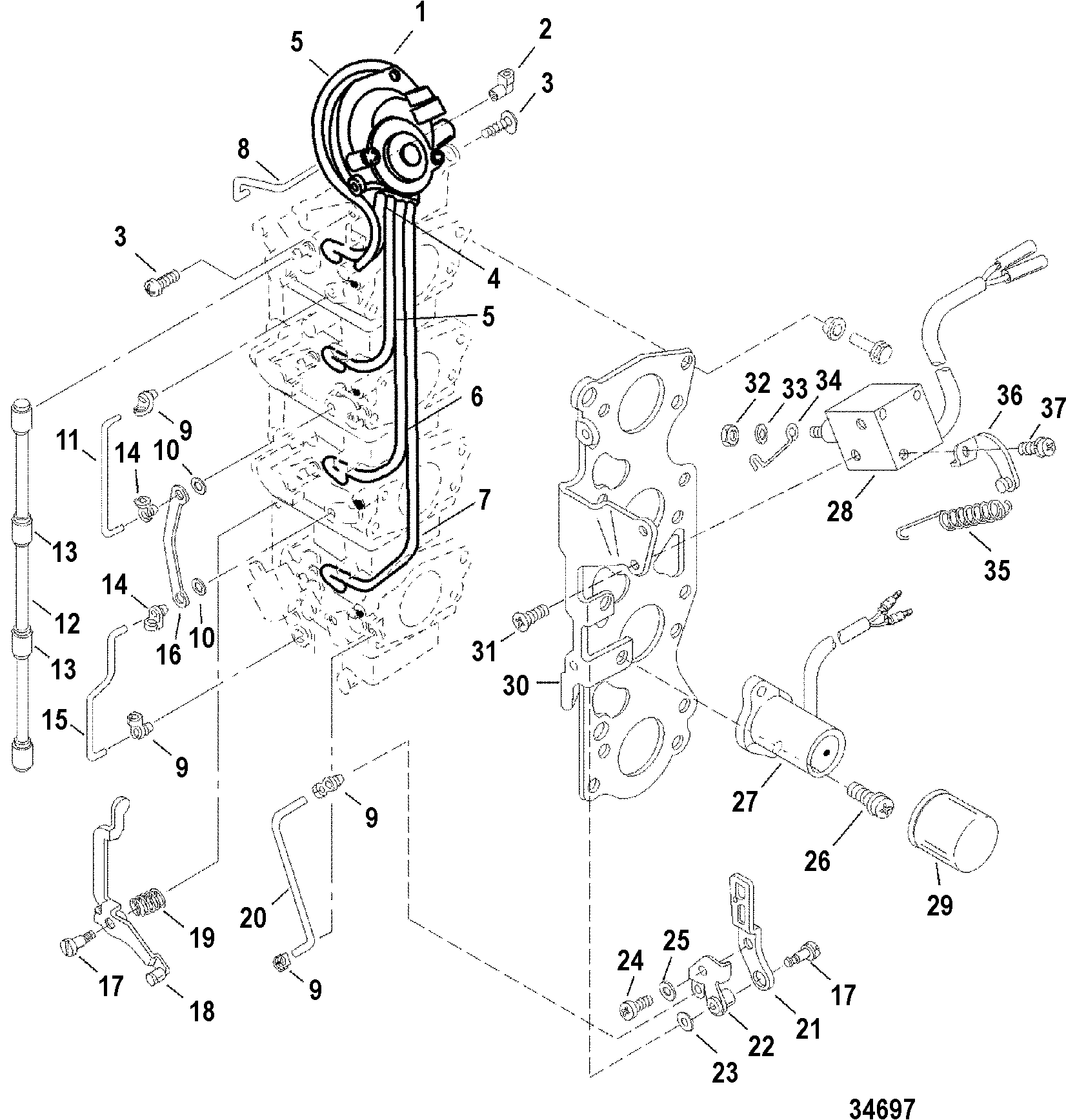 Tilt Trim Wiring Diagram In Addition Yamaha Outboard Trim Gauge Wiring