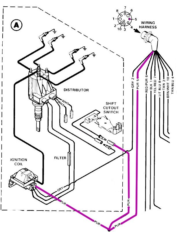 Diagram  Volvo Penta Kill Switch Wiring Diagram Full