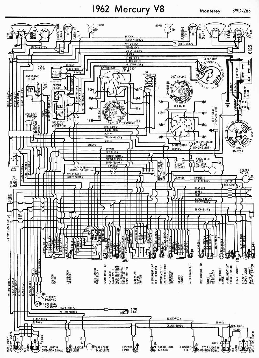 Mercury Smartcraft Sc1000 Wiring Diagram