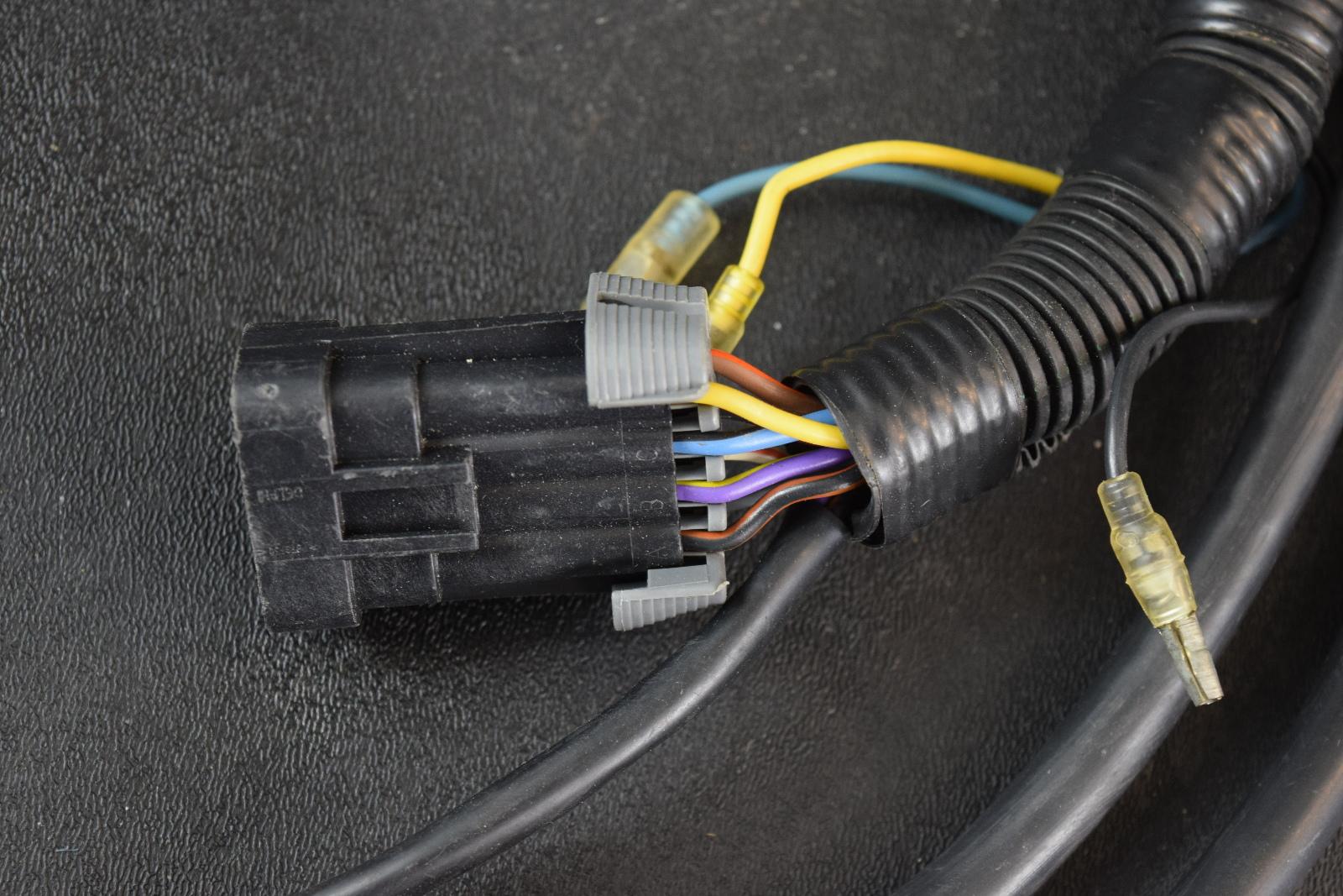 Mercury Smartcraft Wiring Harness