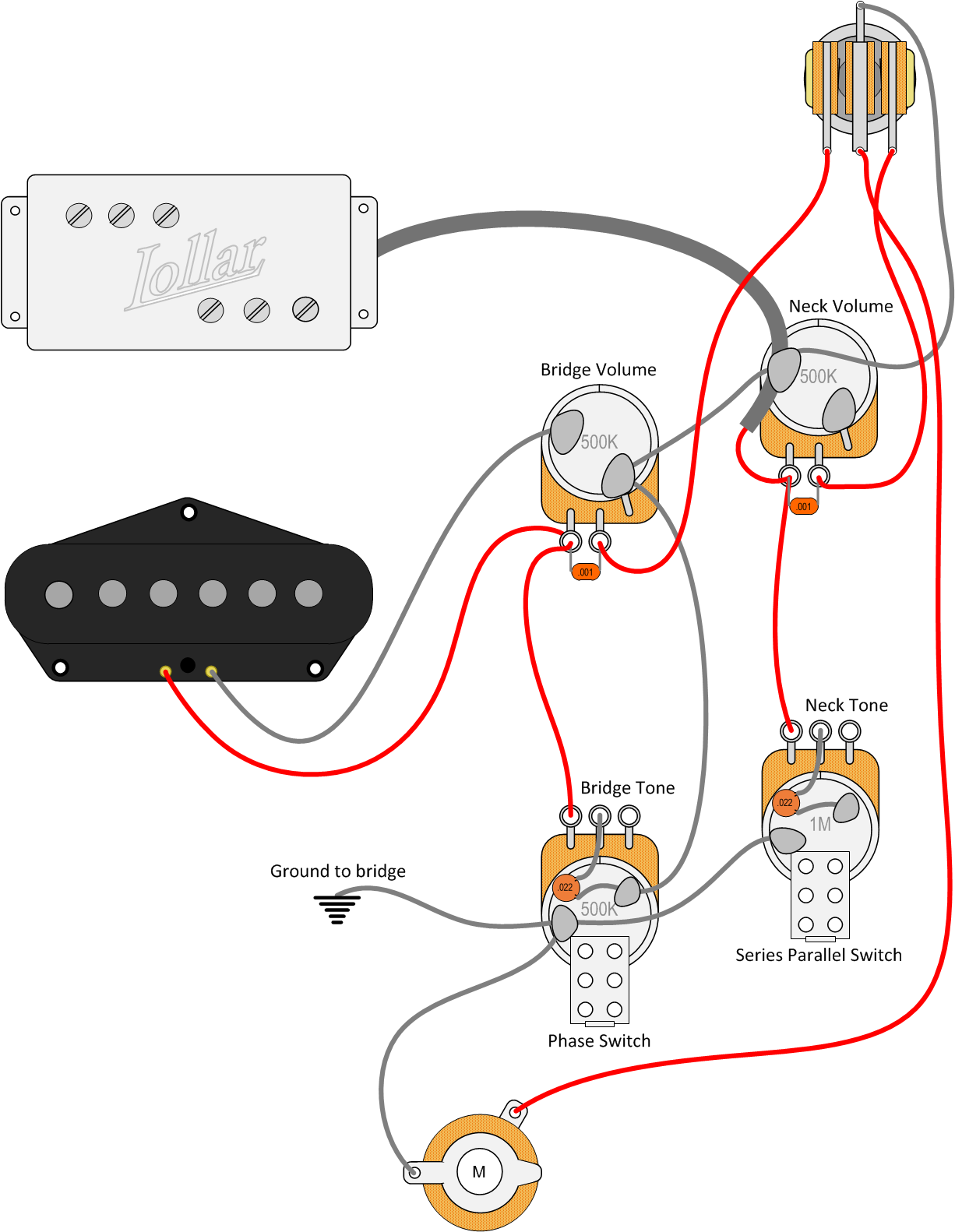 Mexican Telecaster Wiring Diagram