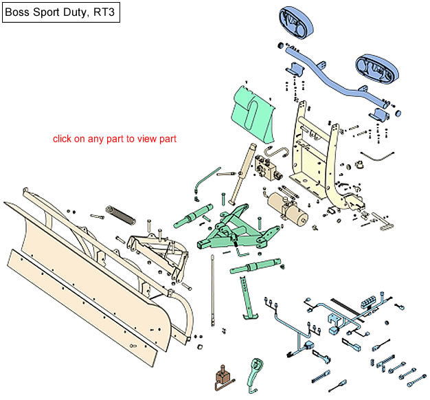 Meyer Snow Plow Wiring Diagram E60