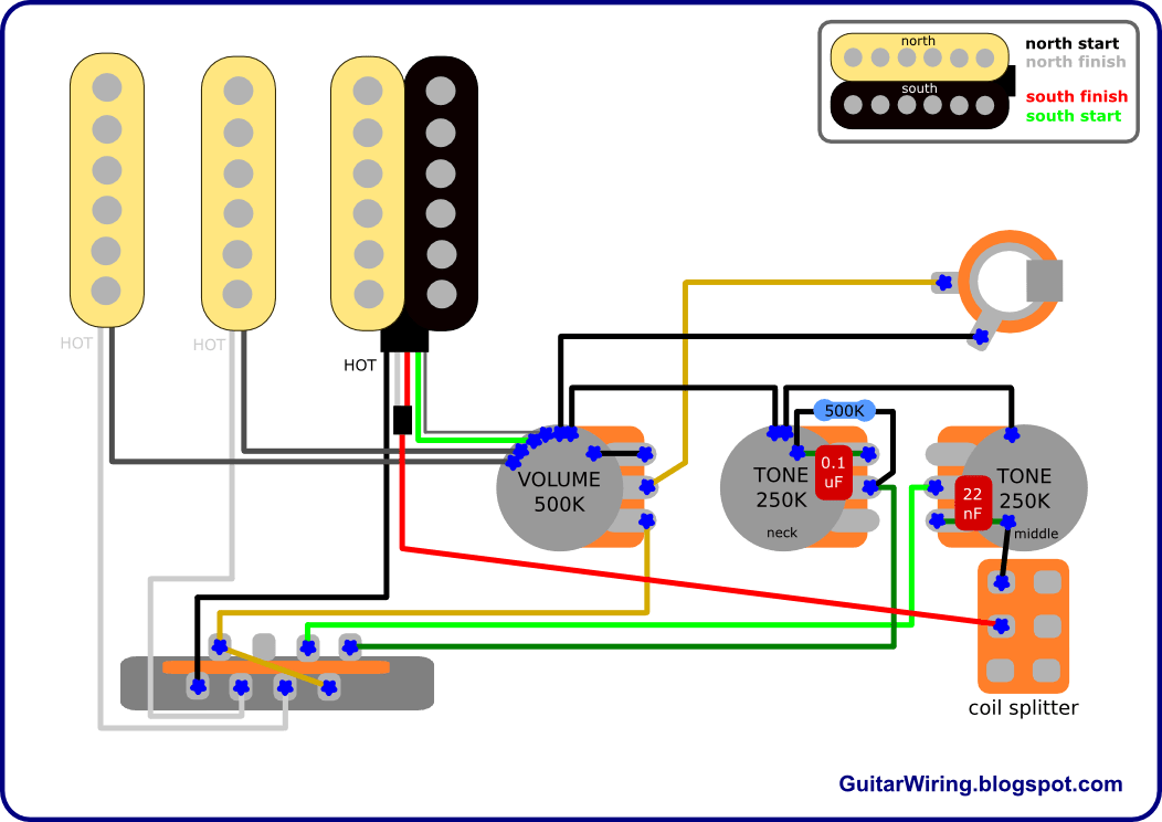 Mighty Mite Bluesbreaker Wiring Diagram
