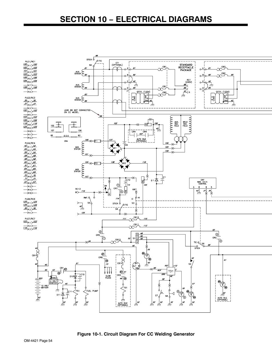 Miller S52e Wiring Diagram
