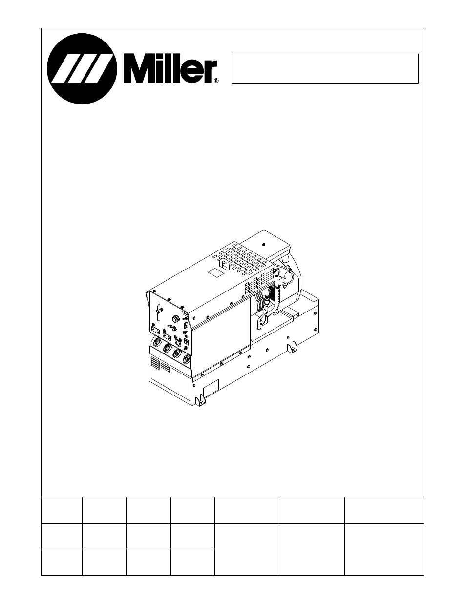 Wiring Diagram For Millermatic - Wiring Diagram Img on