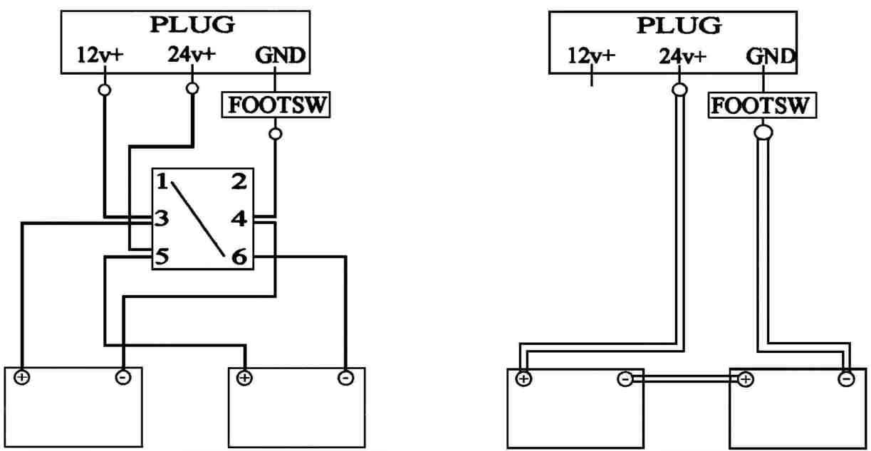 minn kota 24v wiring diagram