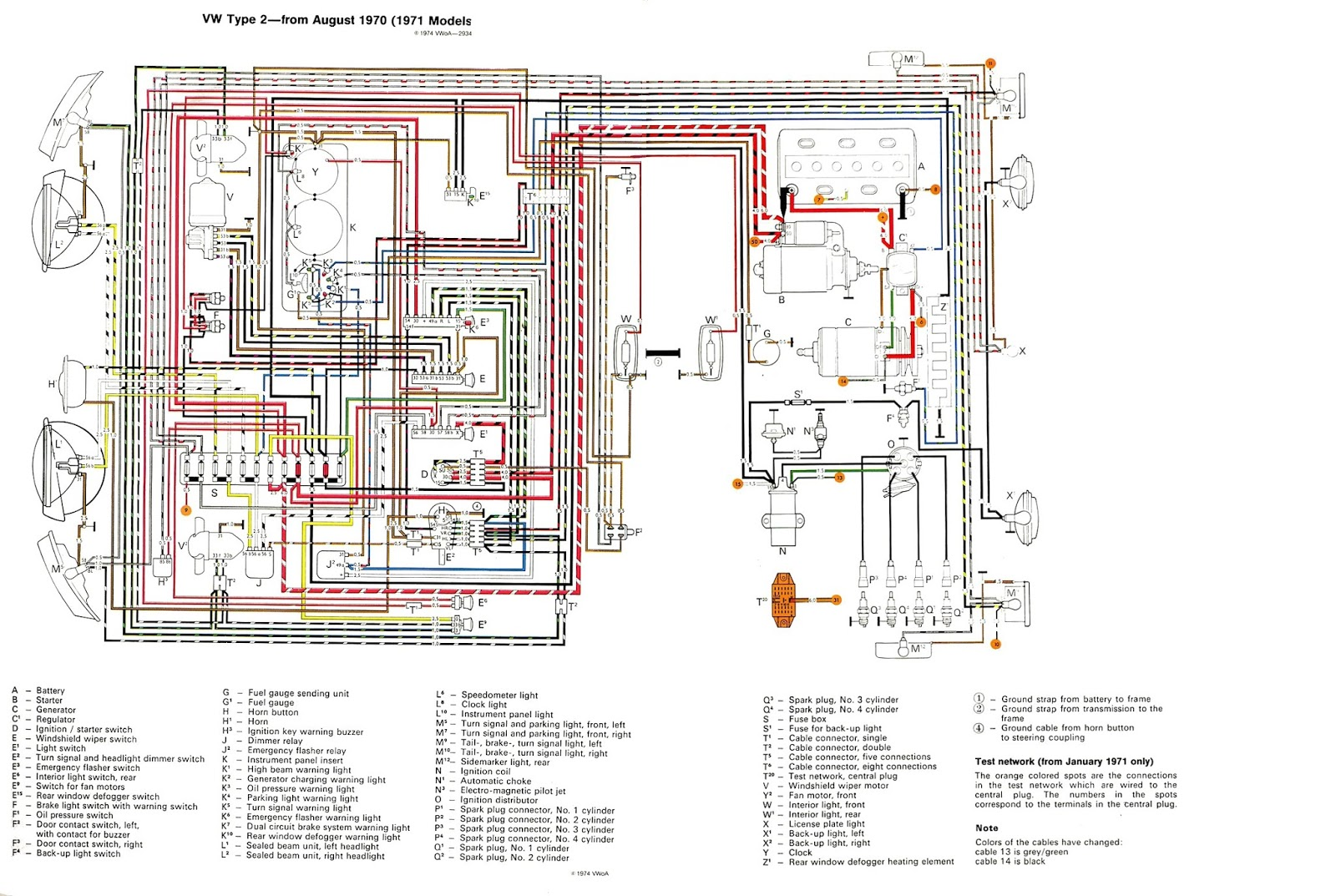 Mk2 Vw Non Ac Ce2 Blower Wiring Diagram Site