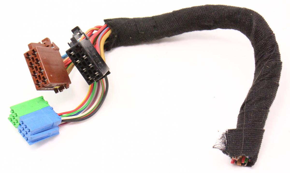 Mk4 Jetta Stereo Wiring Diagram