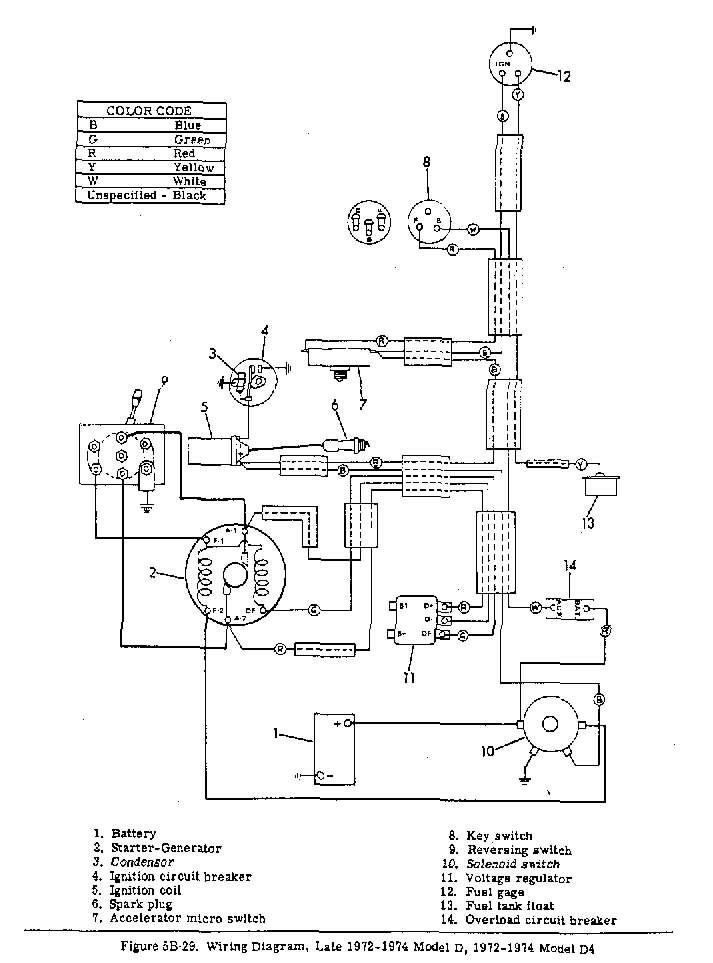 Model Jw2 Yamaha Golf Car Wiring Diagram on