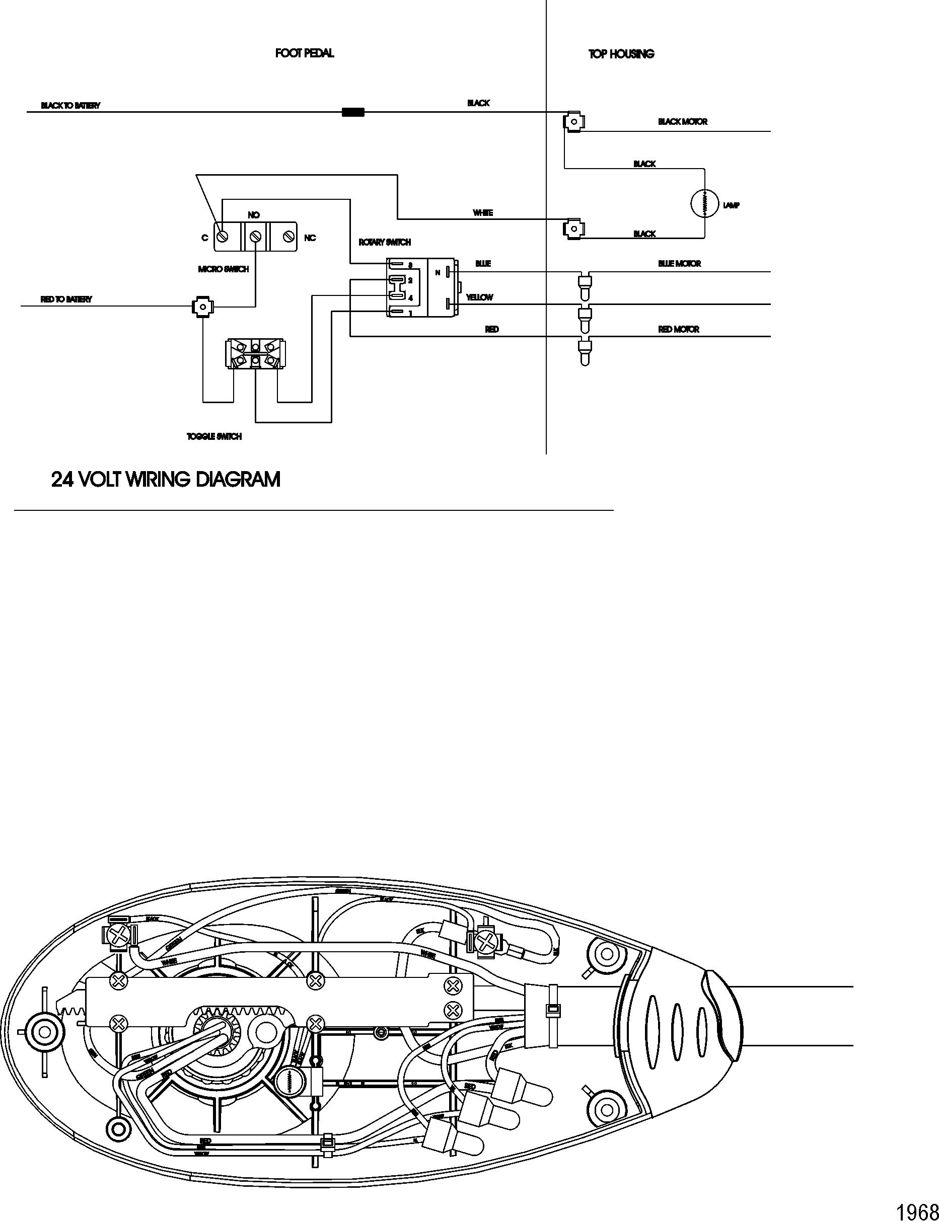 Motorguide Fw40db Wiring Diagram