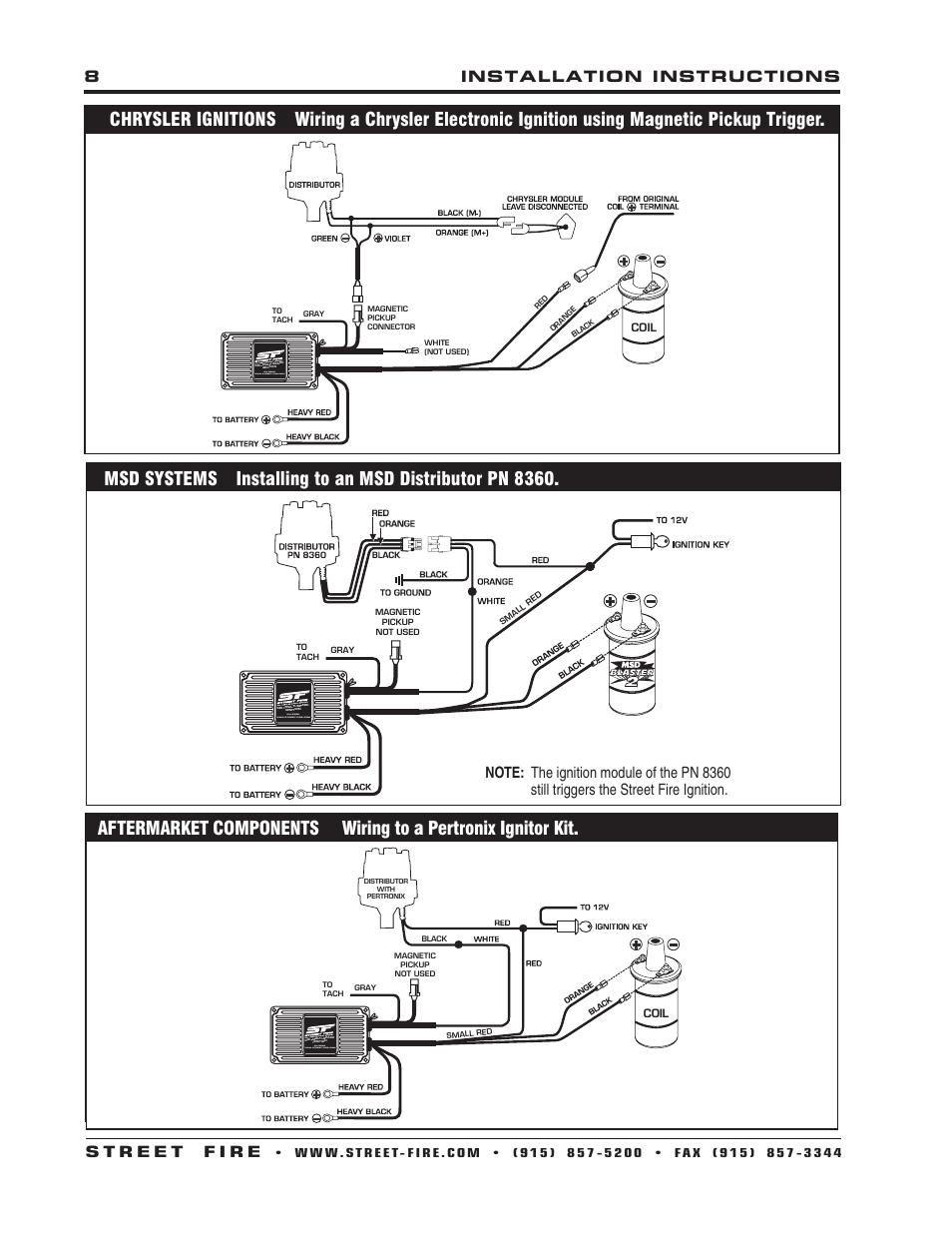 Msd 6631 Wiring Diagram