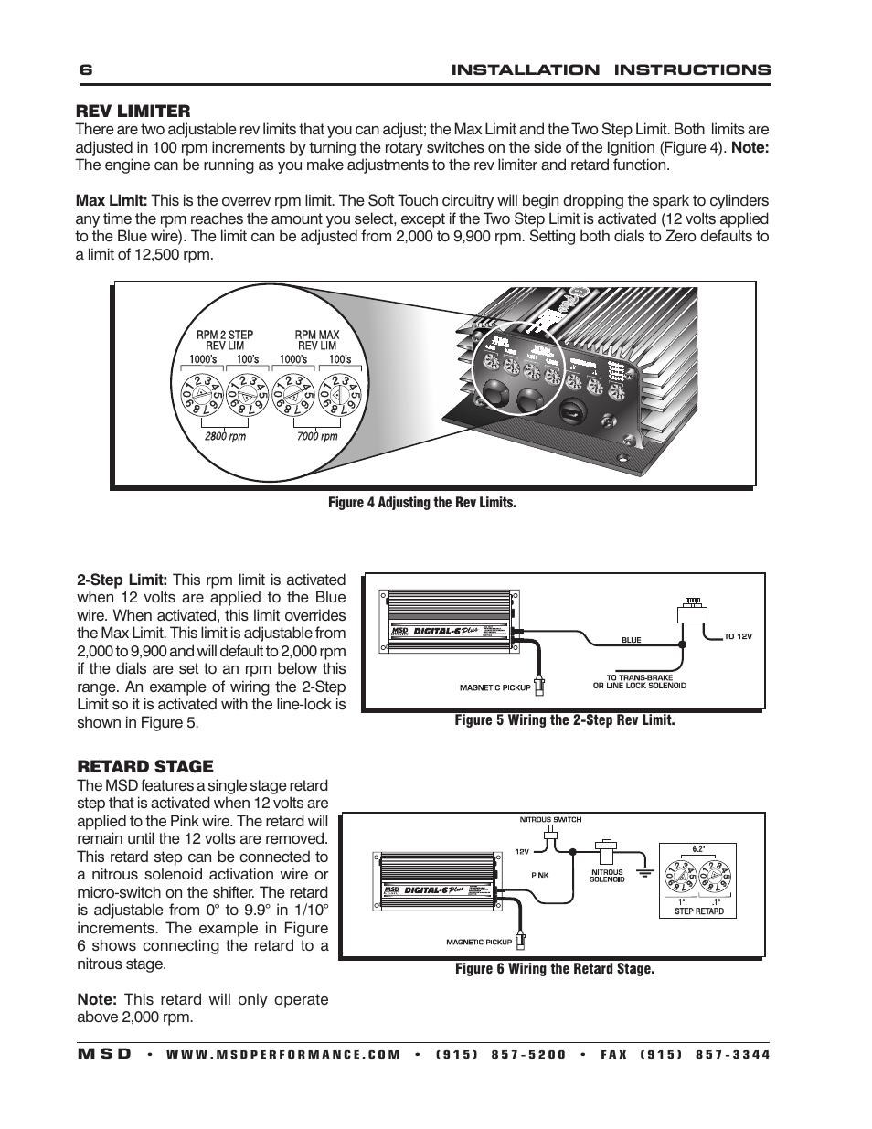 Msd 6al Hei Wiring Diagram