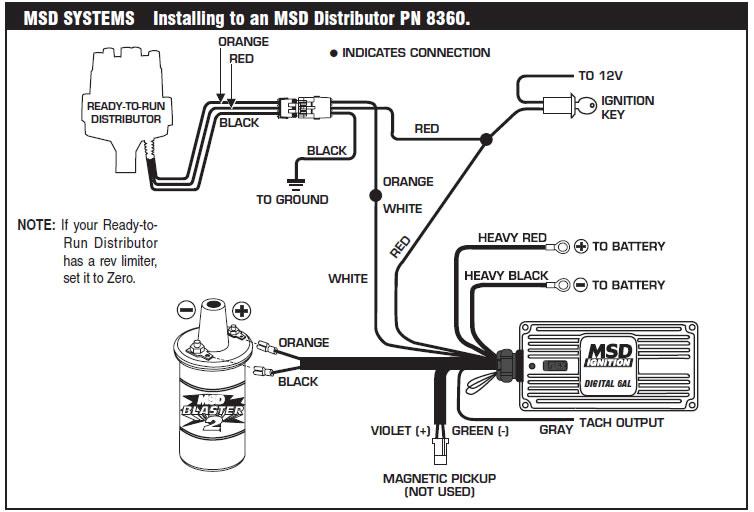 Msd 6al Wiring Diagram Mustang 5 0