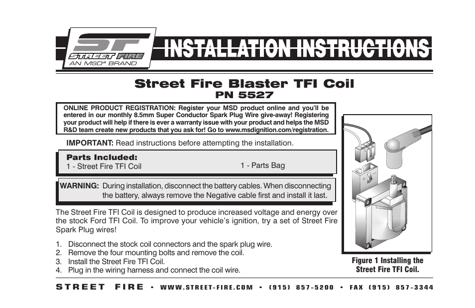 Msd Street Fire Wiring Diagram