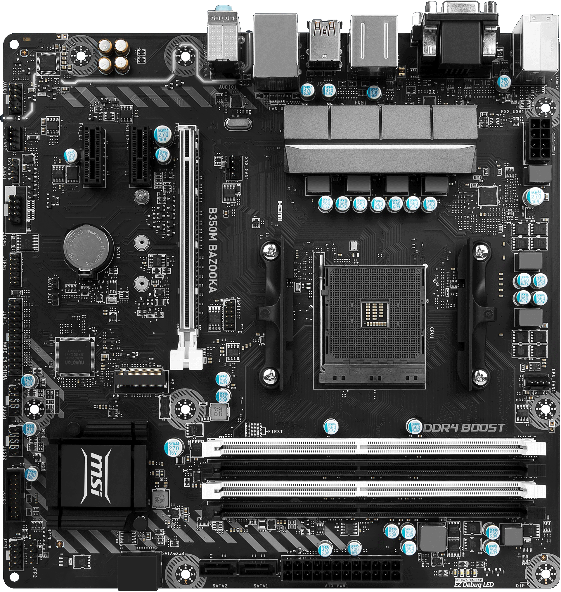 Msi Motherboard Wiring Diagram