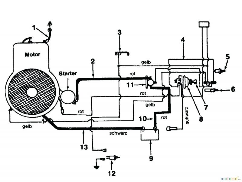 Mtd Gardenway Ignition Wiring Diagram
