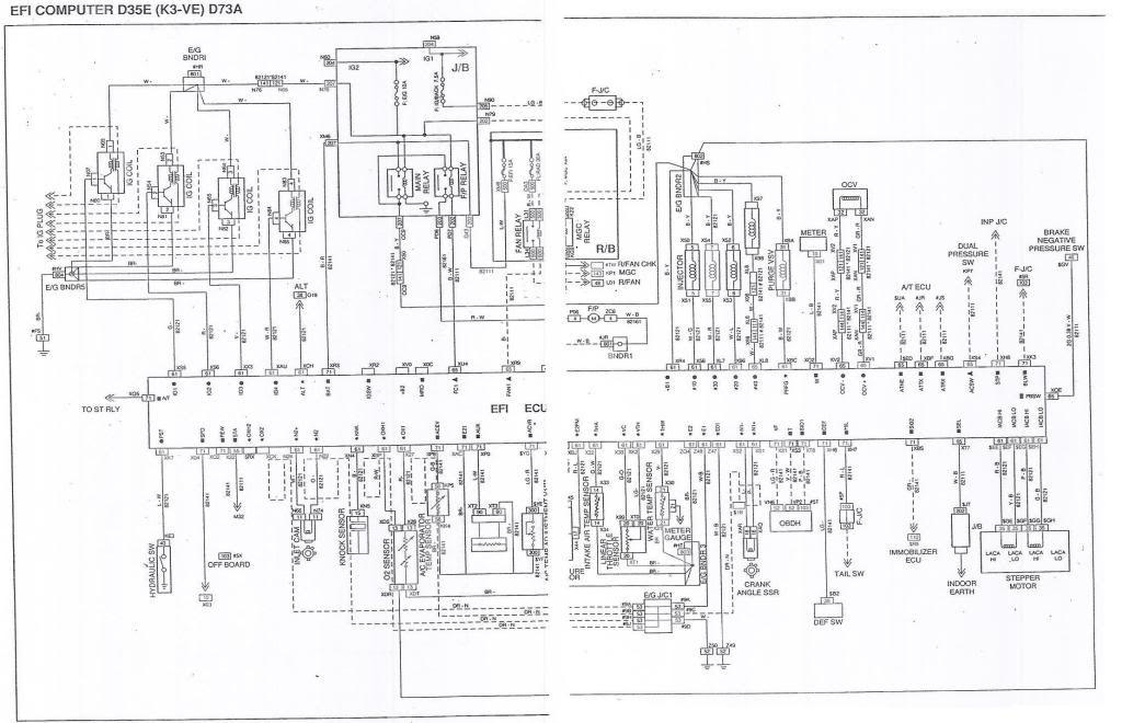4g18 Diagram Wiring Enjin Full Hd Version Wiring Enjin Lies Diagram Bachelotcaron Fr
