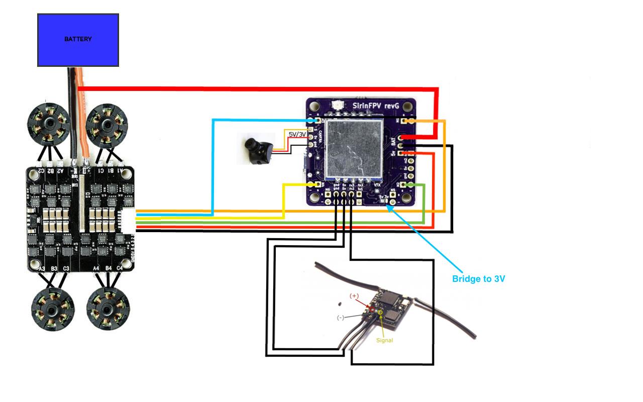 Naze32 Esc Wiring Diagram