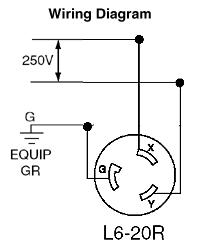 Nema L P Wiring Diagram on