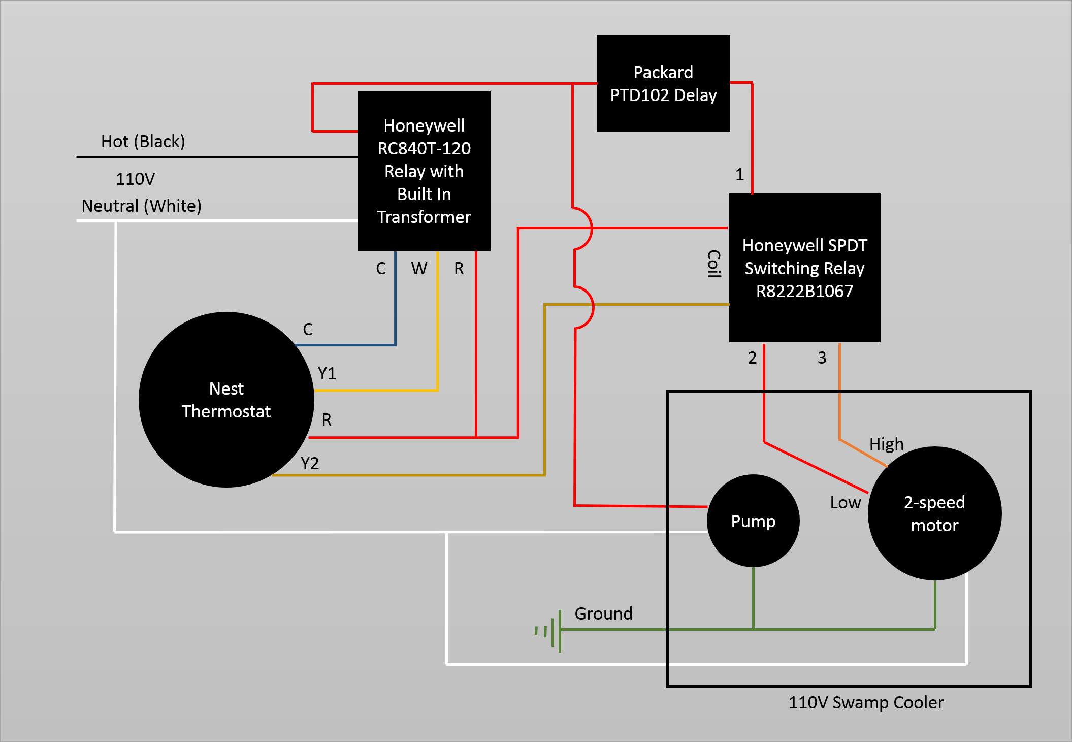 Nest 3 Thermostat Wiring Diagram Heat Pump With Emergency Heat