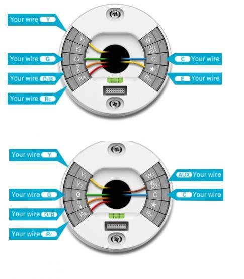 Nest 3 Thermostat Wiring Diagram Heat Pump With Emergency Heat