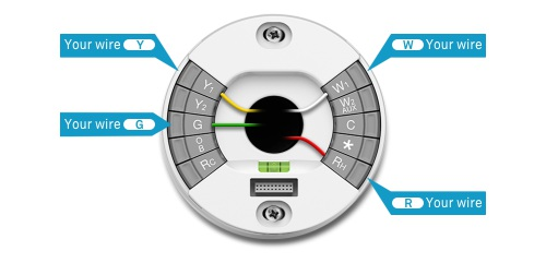 Nest Humidifier Wiring Diagram on