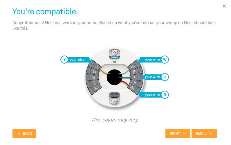 Nest Thermostat Dehumidify Wiring Diagram