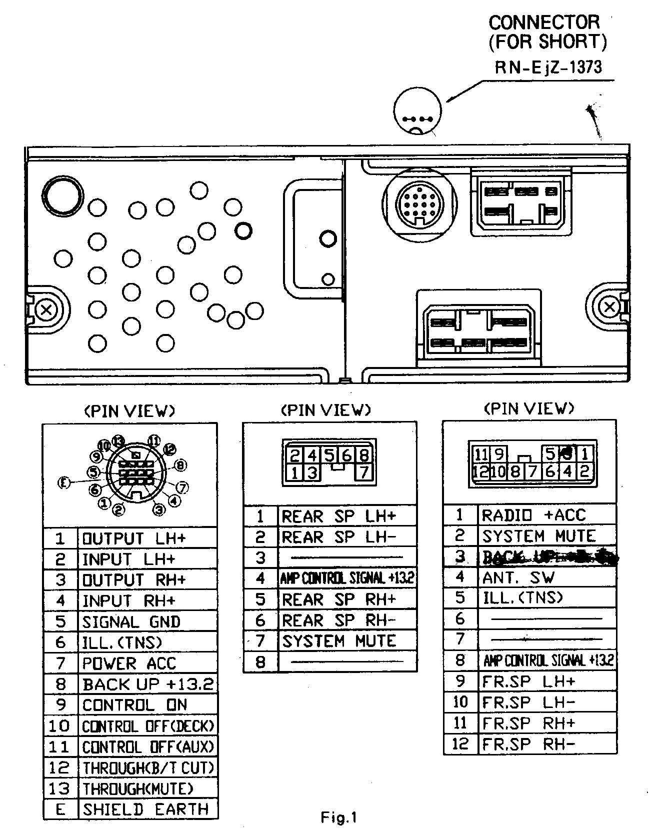 Nissan Micra Stereo Wiring Diagram An