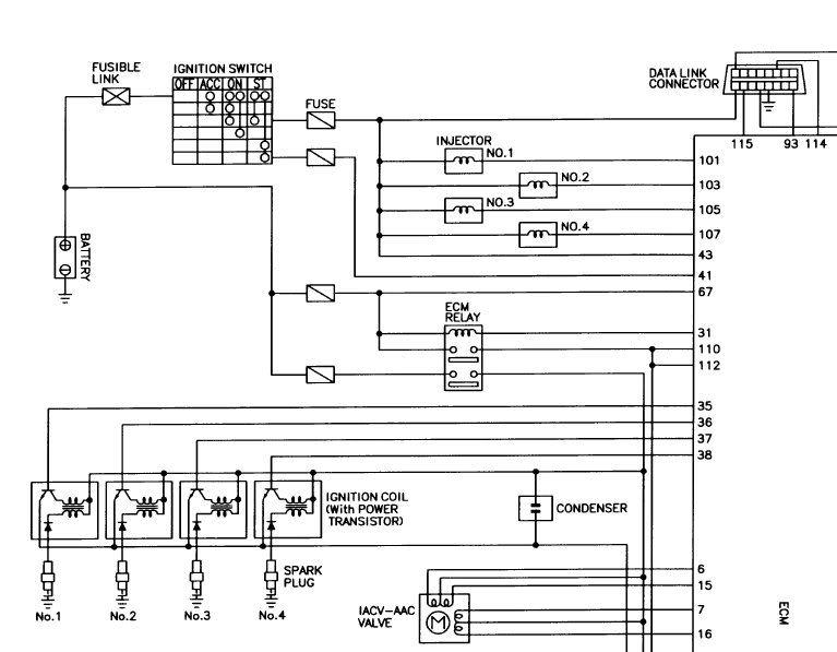 nissan primera p10 wiring diagramWiring Diagrams For Nissan Sr20 P11 #19
