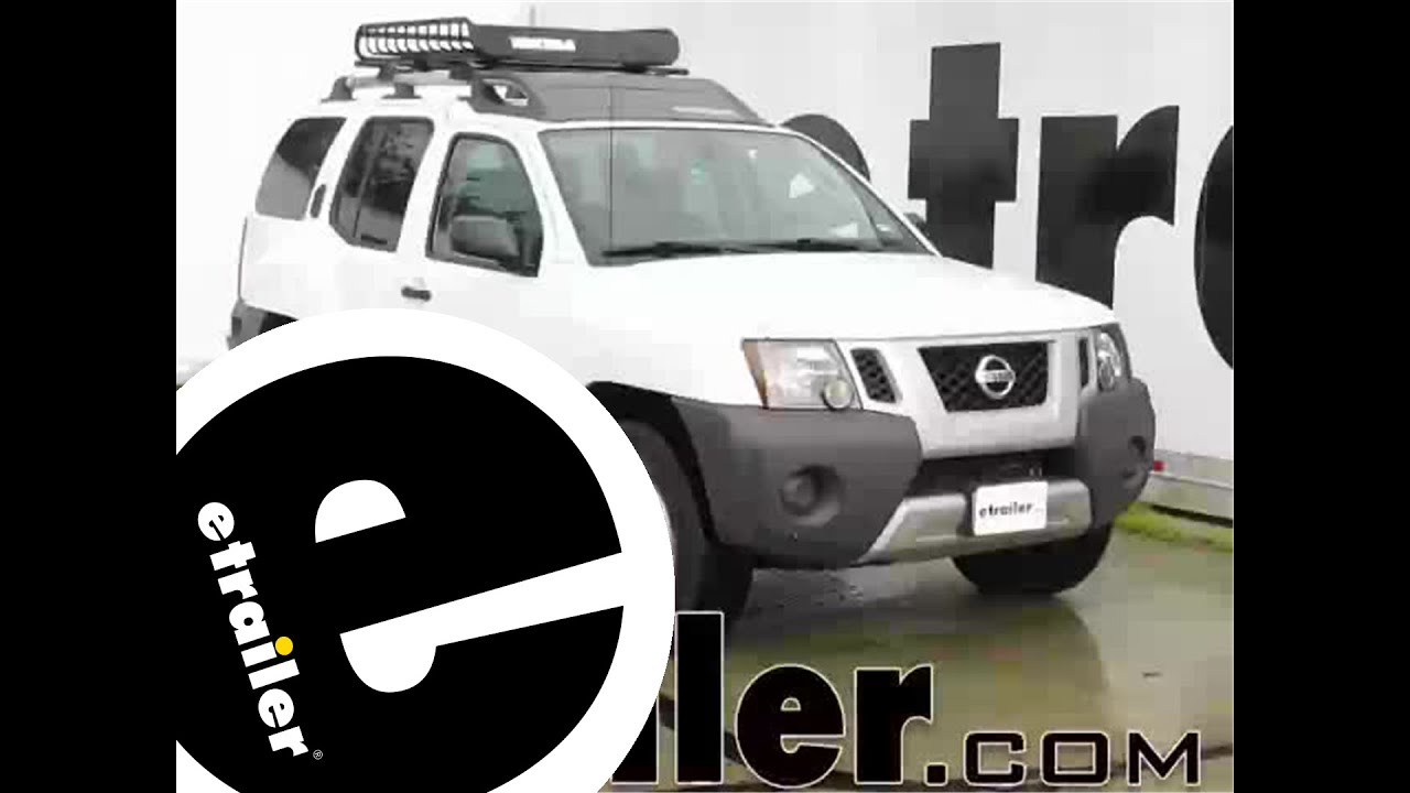 Nissan Xterra Trailer Hitch Wiring Harness On
