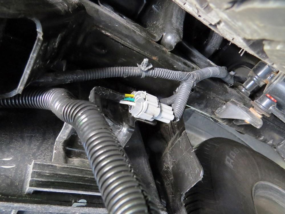 Nissan Xterra Trailer Hitch Wiring Harness