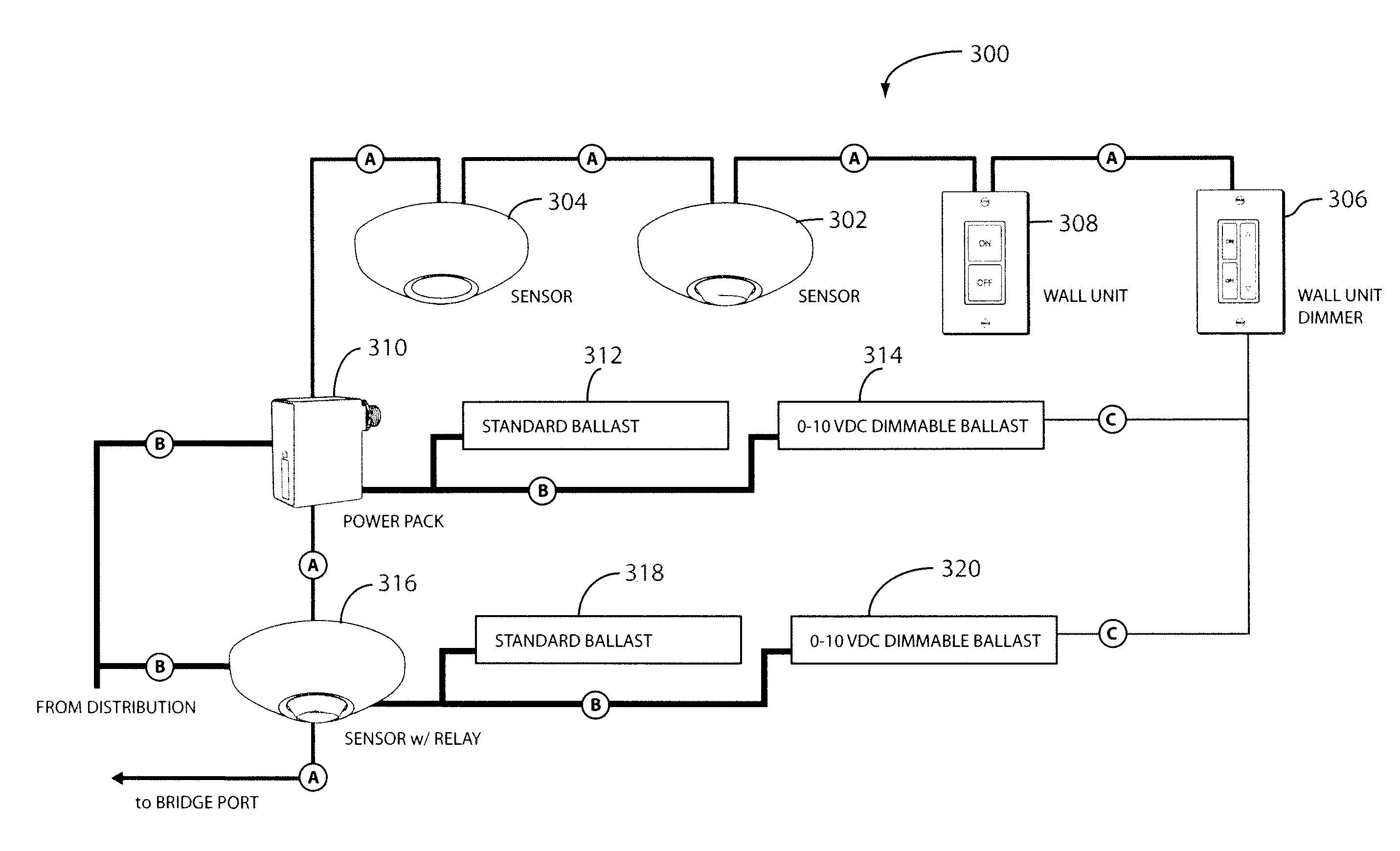 Occupancy Light Sensor Wiring Diagram