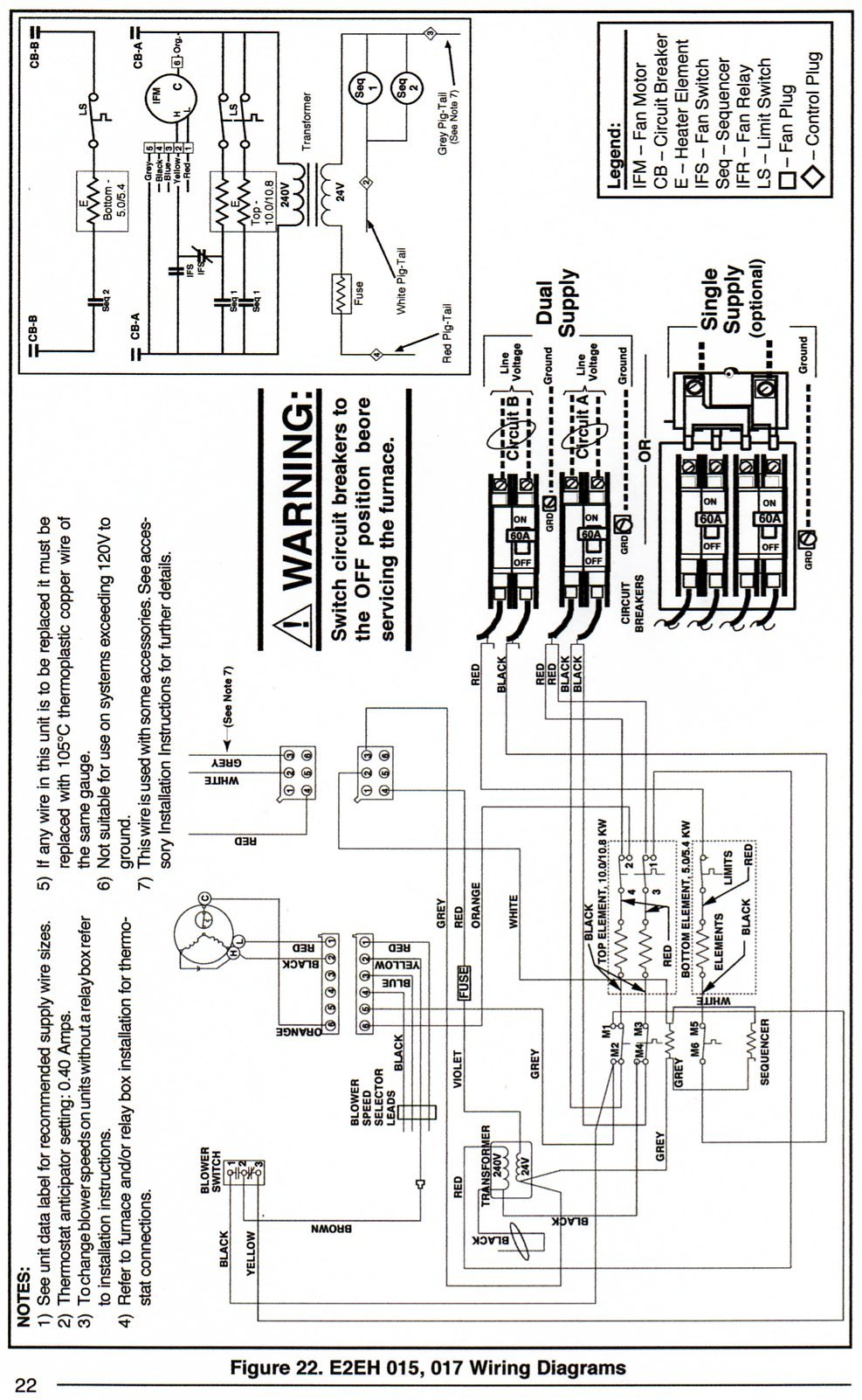 Wiring Diagram Of Ductable Ac