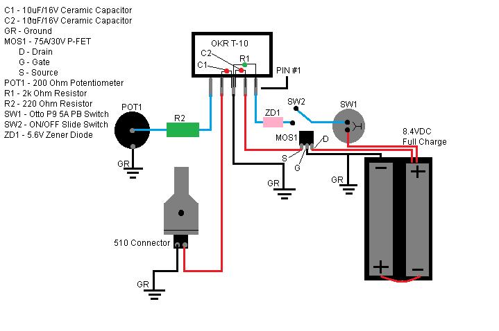 Okl2 Box Mod Wiring Diagram - Wiring Diagrams Schema