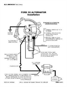 Old Gm Alternator Wiring Diagram Has A F And An R Old Alternator Wiring Diagram on